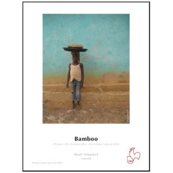 HAHNEMUHLE CAJA PAPEL BAMBOO 290gsm A3 25HOJAS