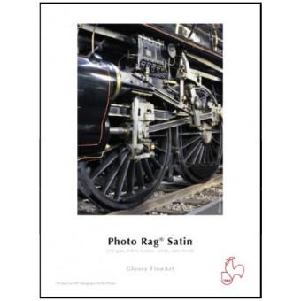 HAHNEMUHLE BOBINA PHOTO RAG SATIN 310G (17 pul) 43CM X 12MTS