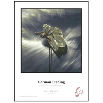 HAHNEMUHLE BOBINA GERMAN ETCHING 310G (17 pul) 43 CM X 12M
