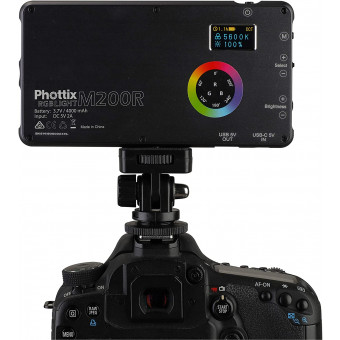 PHOTTIX ANTORCHA LED RGB M200R