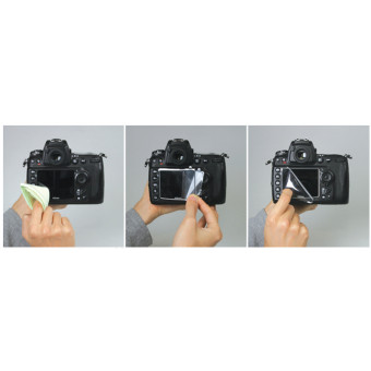 MATIN PROTECTOR LCD CANON EOS 1000D/400D