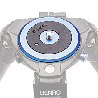 BENRO TOP PLATE PARA TRIPODES COMBINATION SERIE 4