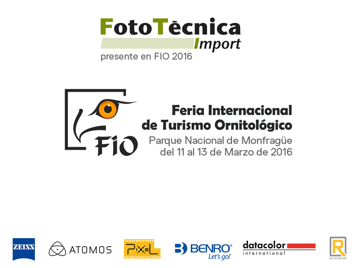 Foto Técnica en FIO 2016