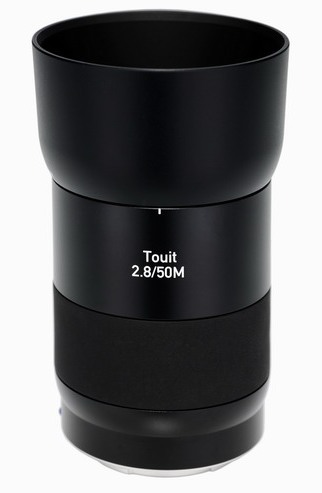 Zeiss Touit  2.8/50 Macro