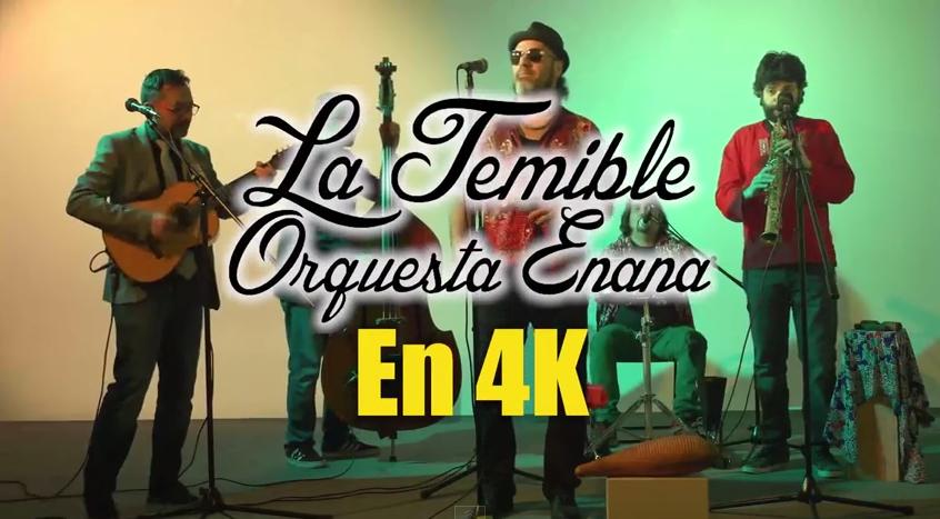Videoclip Temible Orquesta Enana
